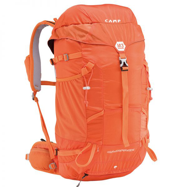 CAMP(カンプ) M3(オレンジ) 5027403オレンジ リュック バックパック バッグ トレッキングパック トレッキング30 アウトドアギア