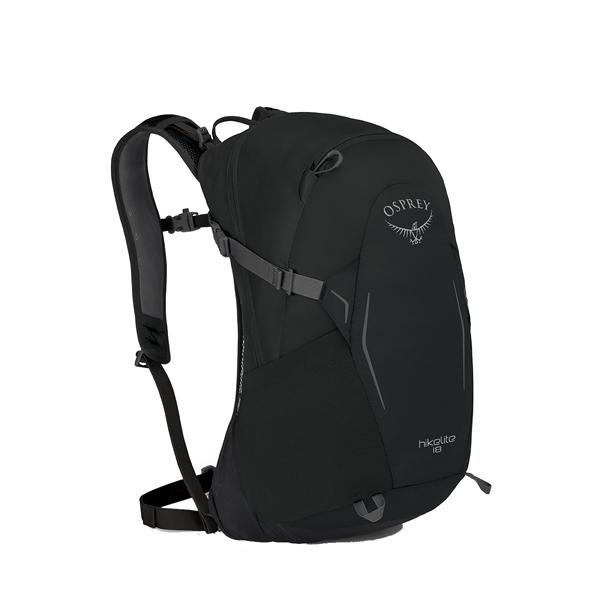 OSPREY オスプレー ハイクライト 18/ブラック/ワンサイズ OS57166001アウトドアギア デイパック バッグ バックパック リュック ブラック 男性用 おうちキャンプ