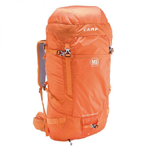 CAMP カンプ M5 オレンジ 5027603男女兼用 オレンジ