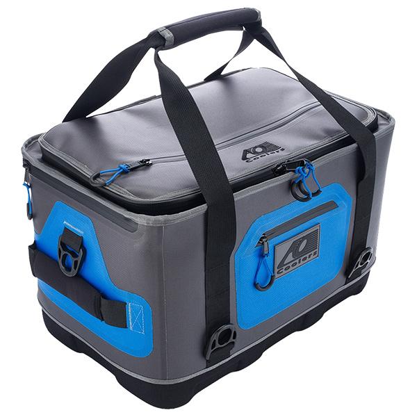 AO Coolers エーオークーラー 24パック ハイブリッドクーラー/グレー AOHY24グレー