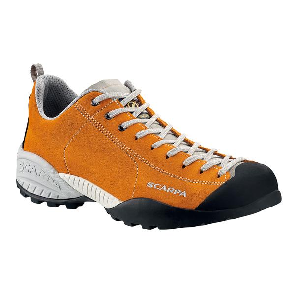 SCARPA(スカルパ) モジト/パパヤ/#39 SC21050オレンジ ブーツ 靴 トレッキング アウトドアスポーツシューズ トレイルランシューズ アウトドアギア