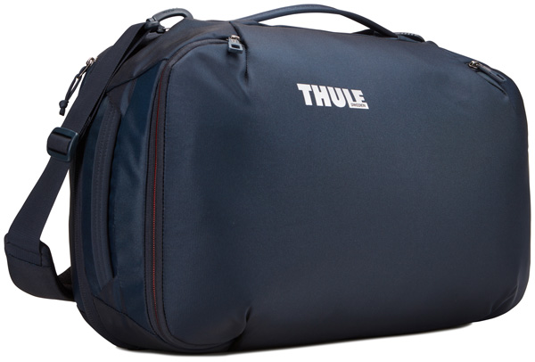 ★エントリーでポイント5倍!THULE スーリー Thule Subterra Duffel Carry-on 40L MINERALブルー TSD-340MIN