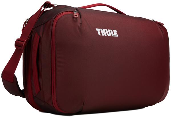 THULE スーリー Thule Subterra Duffel Carry-on 40L EMBERレッド TSD-340EMB