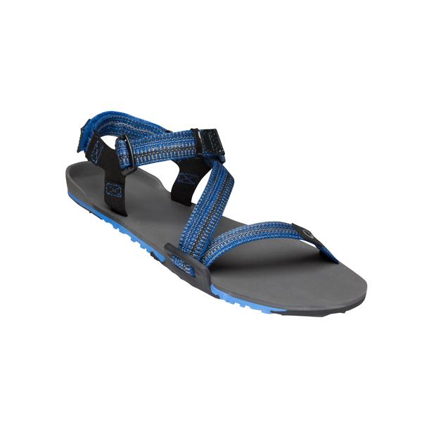 XEROSHOES ゼロシューズ Zトレイル メンズ/マルチブルー/M6 TRM-MBLUアウトドアギア 大人用サンダル メンズ靴 スポーツサンダル ブルー 男性用