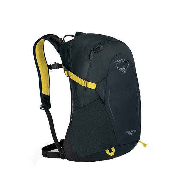 OSPREY オスプレー ハイクライト 18/シイタケグレー/ワンサイズ OS57166002アウトドアギア デイパック バッグ バックパック リュック グレー 男性用 おうちキャンプ