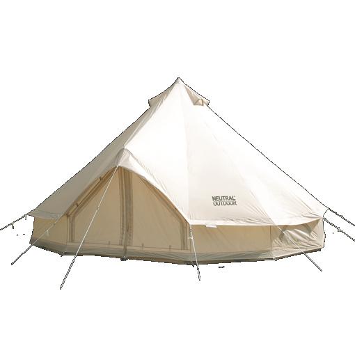 NEUTRALOUTDOOR ニュートラルアウトドア GEテント5.0 NT-TE06アウトドアギア キャンプ大型 キャンプ用テント タープ 十人用(10人用) おうちキャンプ