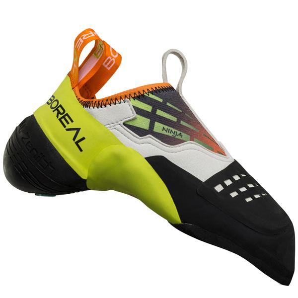 BOREAL(ボリエール) ニンジャ/#5.5 BO20400001055アウトドアギア クライミング用 トレッキングシューズ トレッキング 靴 ブーツ イエロー