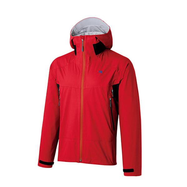 finetrack(ファイントラック) MENSエバーブレスバリオジャケット/CR/XL FAM0231アウトドアウェア ジャケット男性用 ジャケット メンズウェア アウター レッド