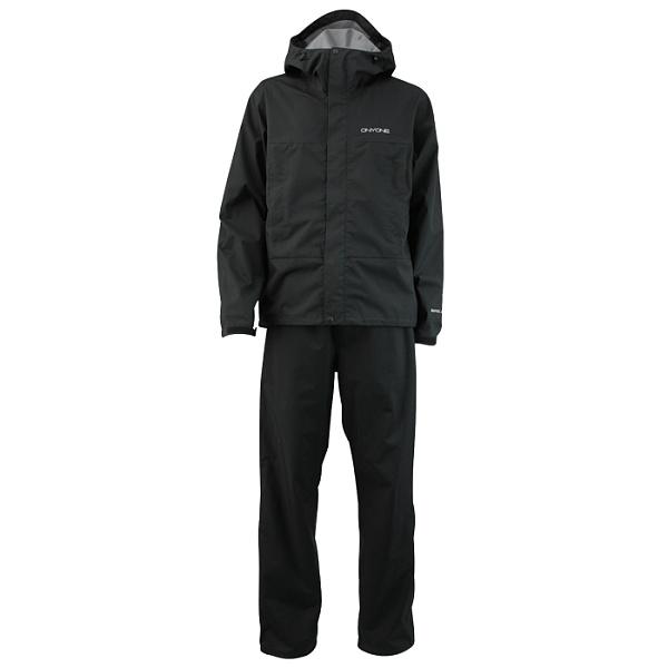 ONYONE オンヨネ メンズブレステック 2.5L レインスーツ/ブラック 009 /O ODS90025男性用 ネイビー