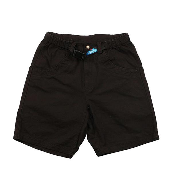 KAVU カブー チリワックショーツ/Black/L 11863004アウトドアウェア ショートパンツ男性用 メンズウェア ハーフパンツ ショートパンツ ブラック おうちキャンプ