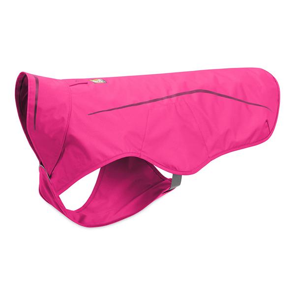 3980円以上送料無料 ベランピング お得なキャンペーンを実施中 おうちキャンプ RUFFWEAR ラフウェア サンシャワーレインジャケットM ALPK レインウェア お散歩グッズ 売却 犬 1874018アウトドアギア 犬用品 ピンク お出かけ