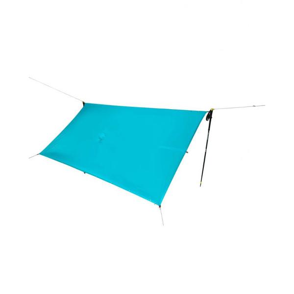 SEA TO SUMMIT シートゥーサミット ウルトラシルナノタープポンチョ/ブルー ST82502002アウトドアウェア レインウェア レインポンチョ ブルー おうちキャンプ