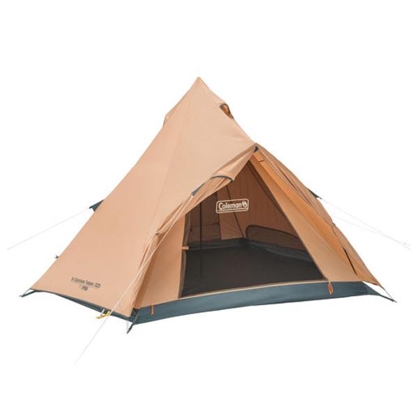 Coleman コールマン エクスカーションティピー/325 2000031572アウトドアギア キャンプ4 キャンプ用テント タープ 四人用(4人用) カーキ おうちキャンプ