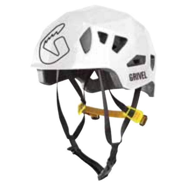 Grivel(グリベル) グリベル ステルス HS ヘルメット/ホワイト GV-HESTEHアウトドアギア 登山 トレッキング ヘルメット イエロー 男女兼用