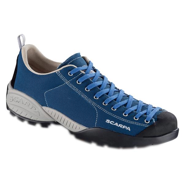 SCARPA スカルパ モヒートフレッシュ/デニムブルー/38 SC21051アウトドアギア クライミング用 トレッキングシューズ トレッキング 靴 ブーツ ブルー 男女兼用 おうちキャンプ
