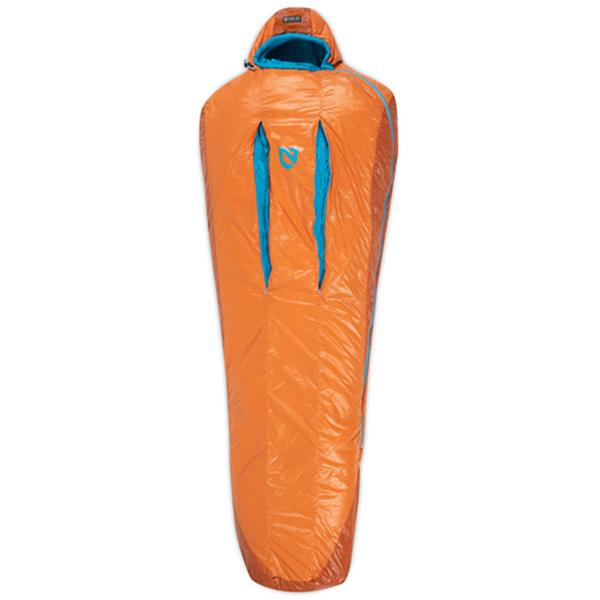 NEMO ニーモ・イクイップメント ケヤン 35 NM-KYN-35アウトドアギア マミースリーシーズン マミー型 アウトドア用寝具 寝袋 シュラフ オレンジ