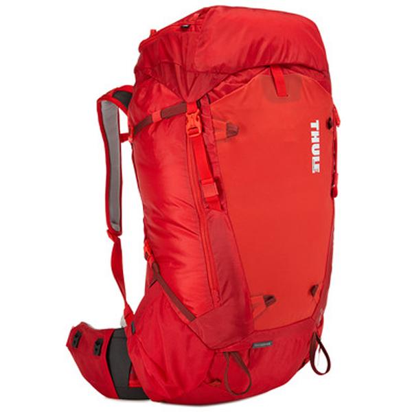 THULE スーリー Thule Versant 70L Womens Backpacking Pack Bing/レッド 211103女性用 レッド