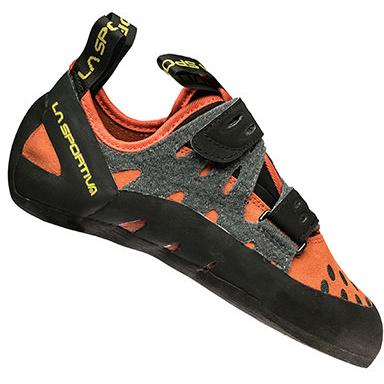 LA SPORTIVA ラ・スポルティバ タランチュラ/フレイム/37 10C304304アウトドアギア クライミング用 トレッキングシューズ トレッキング 靴 ブーツ オレンジ