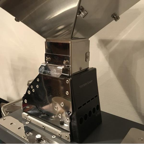 VICTORY CAMP(ビクトリーキャンプ) ペレットシステムトータルパック VCS-4ウォーマー ヒーター ストーブ 焚火ストーブ 焚火ストーブ アウトドアギア
