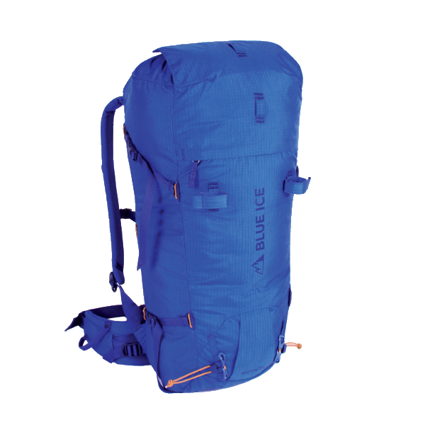 blue ice ブルーアイス ワーソッグ30L/ブルー/S 100011男女兼用 ブルー, 八丁屋 d2192696