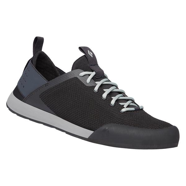 Black Diamond ブラックダイヤモンド セッションウィメンズブラック/アトモスフィア/Ws8 25cm BD27040アウトドアギア クライミングシューズ アウトドアスポーツシューズ トレッキング 靴 ブーツ ブラック 女性用 おうちキャンプ