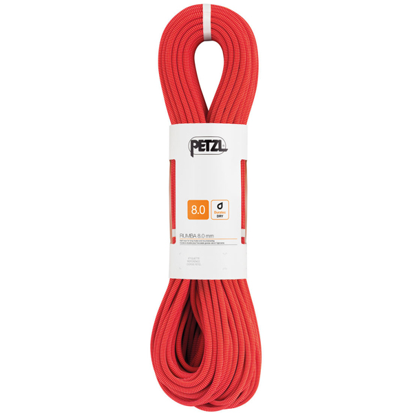 2019公式店舗 PETZL PETZL R21BR060レッド ルンバ ペツル ルンバ 8.0mm/Red/60 R21BR060レッド, 小津和紙:cd1741a8 --- hortafacil.dominiotemporario.com
