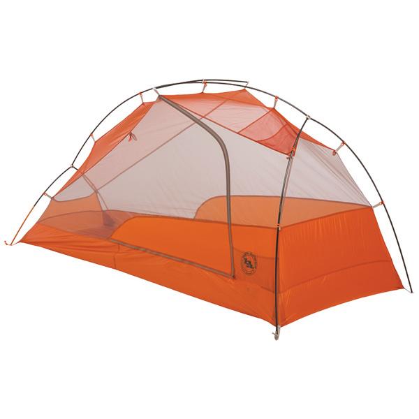 BIG AGNES(ビッグアグネス) コッパースプールHV UL1 THVCS117オレンジ 一人用(1人用) テント タープ 登山用テント 登山1 アウトドアギア
