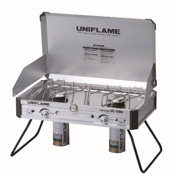 UNIFLAME ユニフレーム ツインバーナー US-1900 610305
