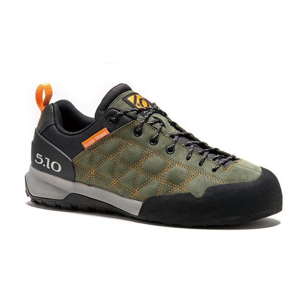 FIVETEN(ファイブテン) ガイドテニー(B.Green)/6.5 1400464ブーツ 靴 トレッキング トレッキングシューズ ハイキング用 アウトドアギア