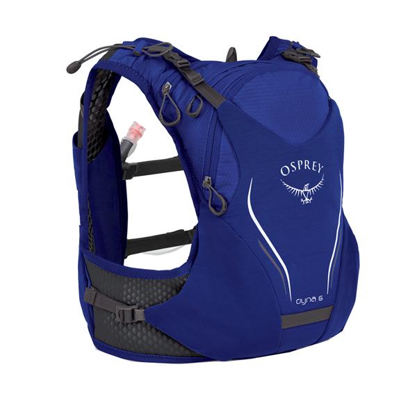 OSPREY オスプレー ダイナ 6/パープルストーム/XS/S OS55506002003アウトドアギア トレラン用パック スポーツウェア アクセサリー スポーツバッグ ブルー 女性用 おうちキャンプ