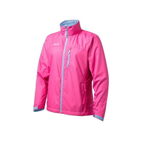 ★エントリーでポイント5倍!Marmot マーモット [廃盤処分]WSELEVJACKET/ PNK /M MJJ-F5502W女性用 ピンク