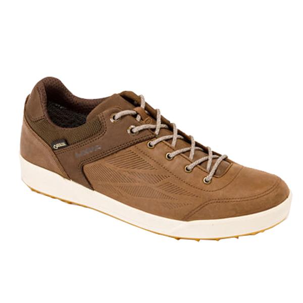 LOWA ローバー オークランド GT/ブラウン/7H L310728-0485アウトドアギア アウトドアスポーツシューズ メンズ靴 ウォーキングシューズ おうちキャンプ