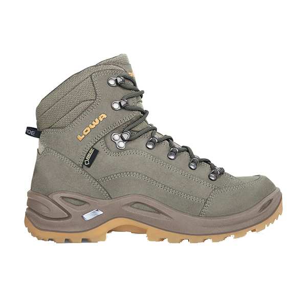 LOWA ローバー レネゲードGT MID Ws R6H L320945-4853-6Hアウトドアギア ハイキング用 トレッキングシューズ トレッキング 靴 ブーツ グレー 女性用 おうちキャンプ:YAMAKEI別館
