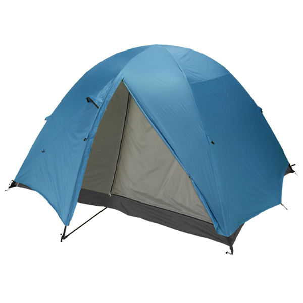 DUNLOP ダンロップ 3シーズン用登山テント6人用・VK-60 VK-60ブルー