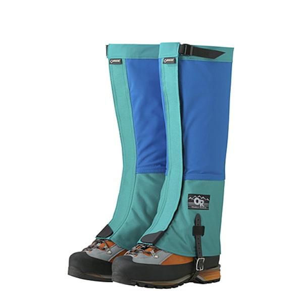 Outdoor Research(アウトドアリサーチ) ORRetroCrocodiles/glacier/sea/L 19841908ブーツ 靴 トレッキング ウェアアクセサリー 冬用ゲーター(スパッツ) アウトドアウェア