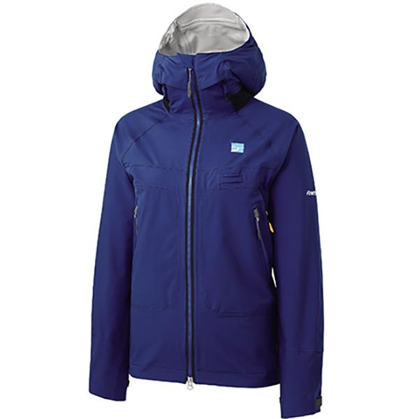 finetrack ファイントラック エバーブレスアクロジャケット Ws RL FAW0701女性用 ブルー