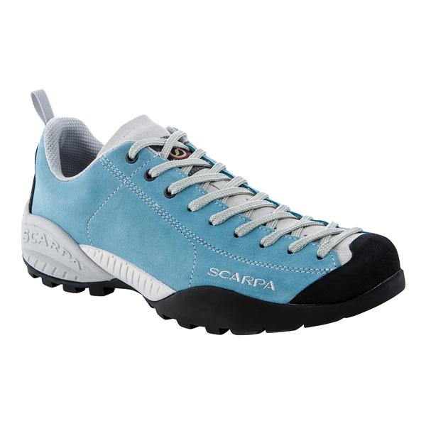 SCARPA スカルパ モジト/エアー/#39 SC21050020390アウトドアギア トレイルランシューズ アウトドアスポーツシューズ トレッキング 靴 ブーツ ブルー おうちキャンプ