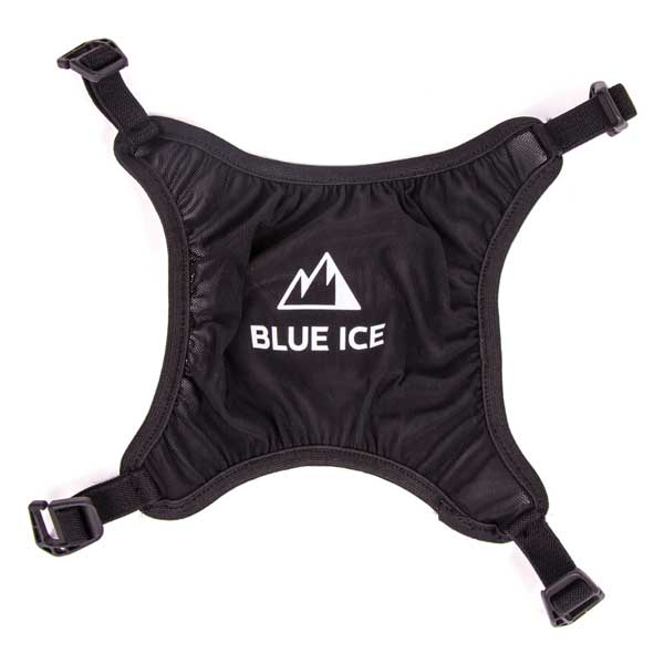 3980円以上送料無料 ベランピング おうちキャンプ blue ice ブルーアイス ヘルメットホルダー ヘルメット 販売期間 限定のお得なタイムセール ブラック 登山 ブルー 営業 HH01アウトドアギア トレッキング