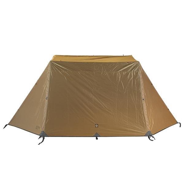 Helinox Home ヘリノックス ホーム HelinoxTac フィールドタープ コヨーテ 19756001アウトドアギア ヘキサ・ウイング型タープ テント ブラウン おうちキャンプ