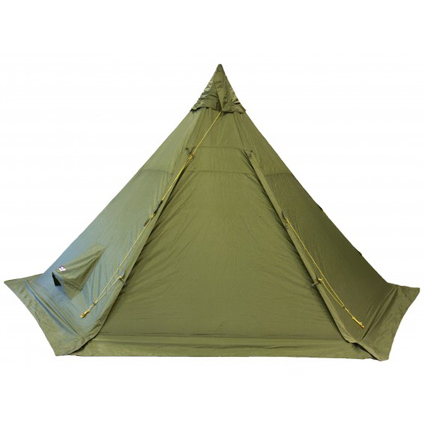 Helsport ヘルスポート Pasvik 10-12 Outertent +Pole green 310-012グリーン