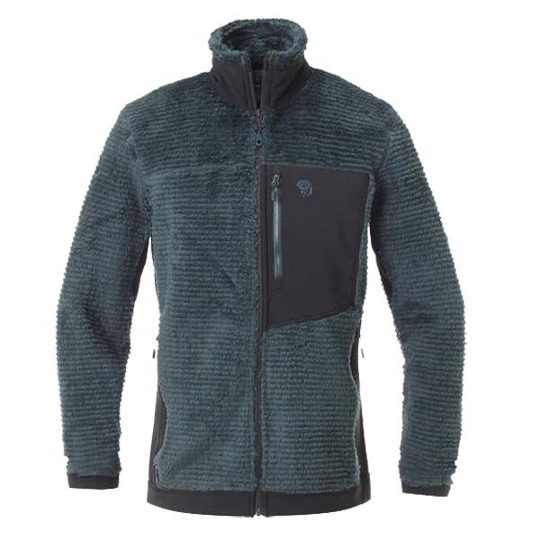 Mountain Hardwear(マウンテンハードウェア) MONKEYMANFLEE/310/S OM7995男性用 ネイビー アウター メンズウェア ウェア フリースジャケット フリースジャケット男性用 アウトドアウェア