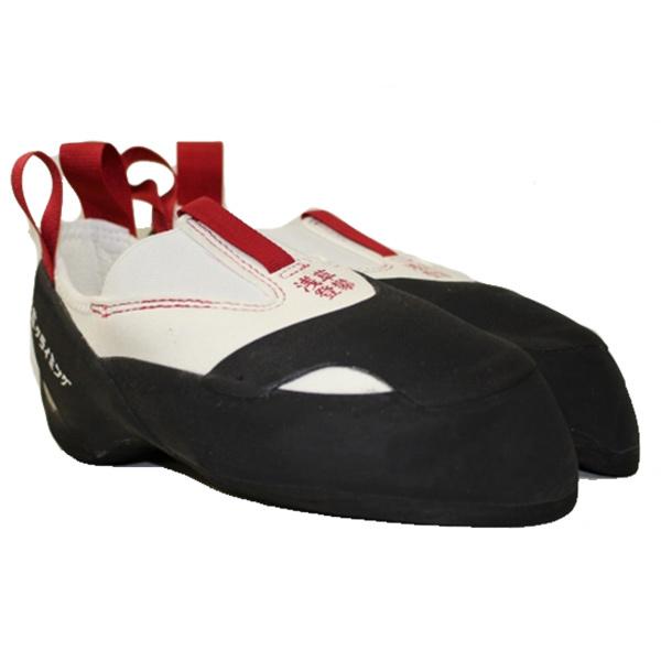 浅草クライミング MAGATAMA/WHITE/25.5cm 171102アウトドアギア クライミング用 トレッキングシューズ トレッキング 靴 ブーツ ホワイト おうちキャンプ