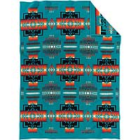 PENDLETON(ペンドルトン) ChiefJosephMuchachoBlanket(ZD632)/51124Turquoise/OneSize(81×112cm) 19373097コット アウトドア用寝具 アウトドア ブランケット ブランケット アウトドアギア