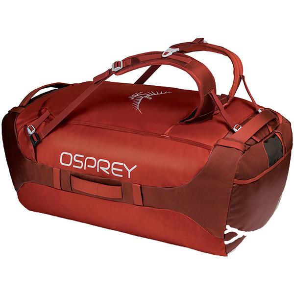 OSPREY オスプレー トランスポーター 130/ラフィアンレッド/ワンサイズ OS55181レッド
