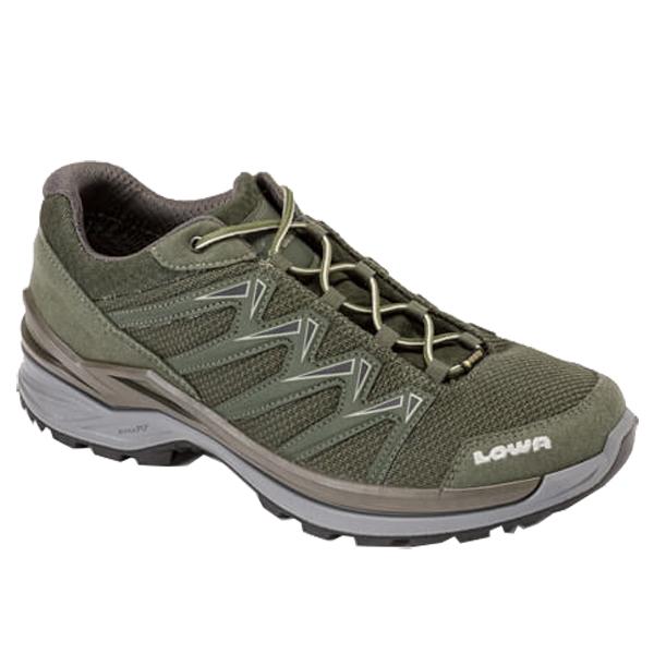 LOWA ローバー イノックス プロGT LO/オリーブ/10 L310709-0748アウトドアギア アウトドアスポーツシューズ メンズ靴 ウォーキングシューズ おうちキャンプ