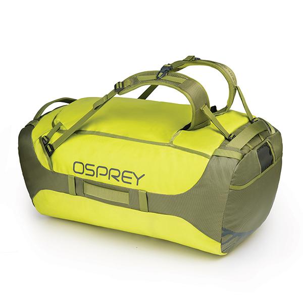 OSPREY オスプレー トランスポーター 130/サブライム/ワンサイズ OS55181イエロー