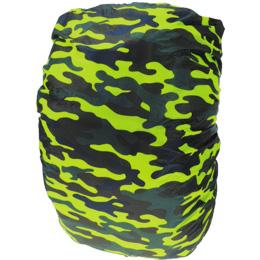 ★エントリーでポイント10倍!JR GEAR ジェイアールギア Camo Rain Cover Large/Camouflage RCV080-CMアウトドアギア バッグ用アクセサリー ザックカバー レインカバー カモフラージュ