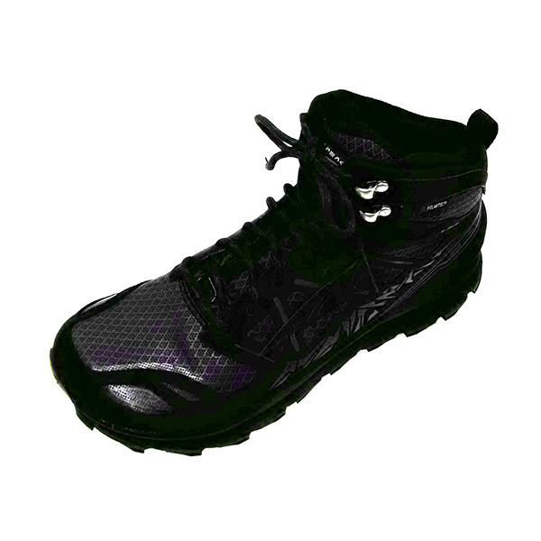 ALTRA アルトラ LonePeak3.0 Neoshell Mid Men/Black/US8.5 A1653MID-5ブラック
