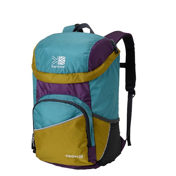 karrimor カリマー カデット 20/マルチB 500820-9850アウトドアギア 女性用デイパック デイパック レディースバッグ バックパック リュック おうちキャンプ