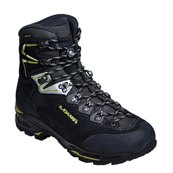 LOWA ローバー ティカム II GT/ブラック×グリーン/6 L210696-9974-6アウトドアギア トレッキング用 トレッキングシューズ トレッキング 靴 ブーツ ブラック 男性用 おうちキャンプ